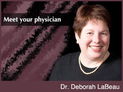 Dr. Deb LaBeau