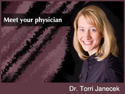 Dr. Torri Janecek